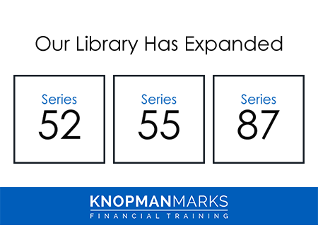 Series 79 Knopman Marks Book: Investment Banking Representative Exam Prep 7th Ed